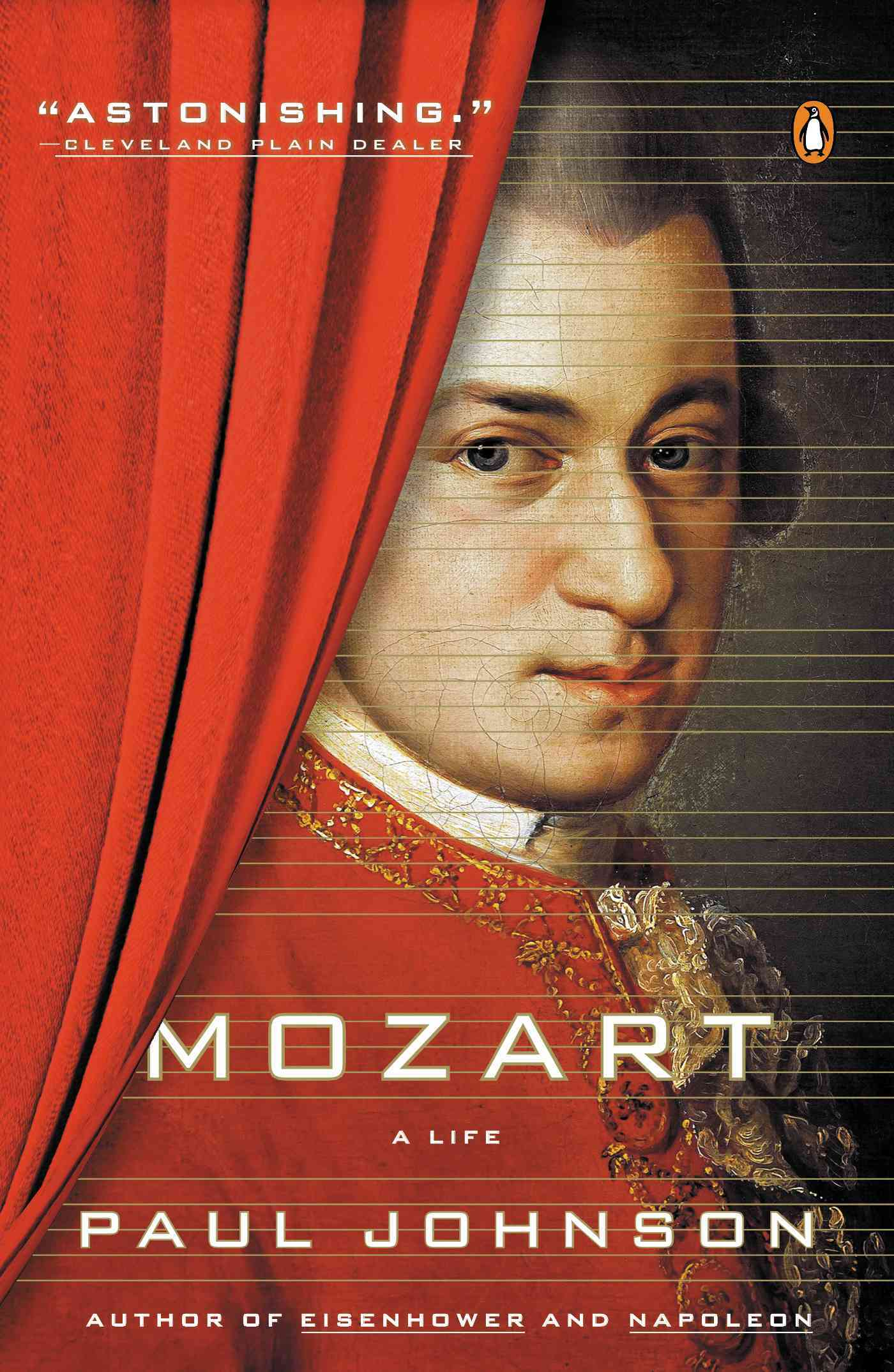 Mozart By Johnson, Paul